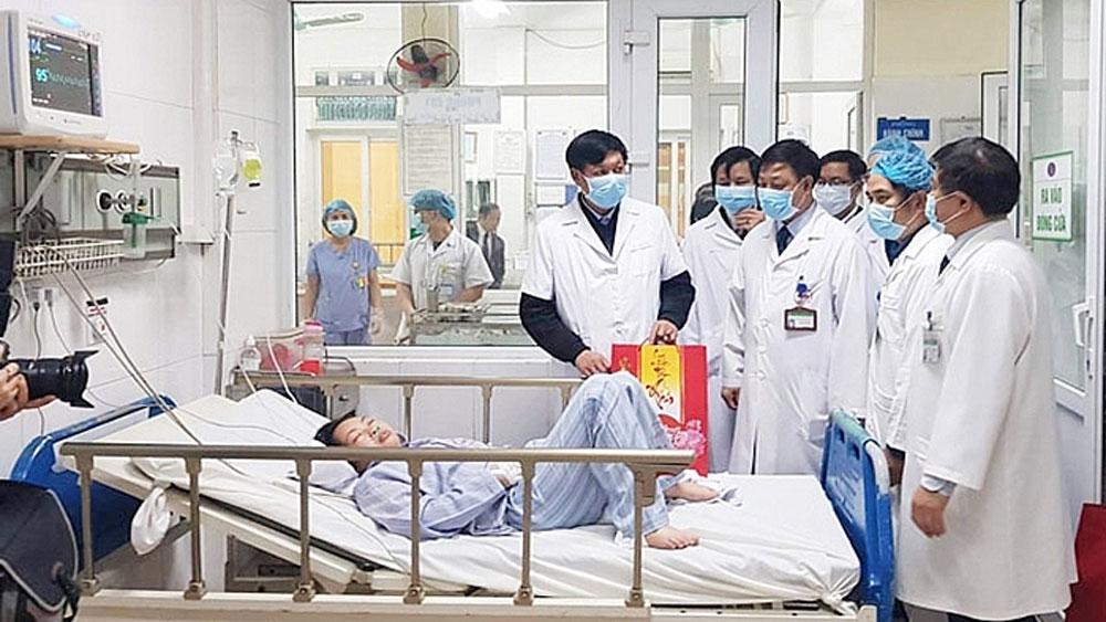 Bộ Y tế yêu cầu chuẩn bị tốt phòng, chống bệnh viêm phổi cấp do Corona vi rút mới